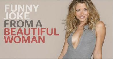 Sarah Roemer Funny Joke From Beautiful Woman